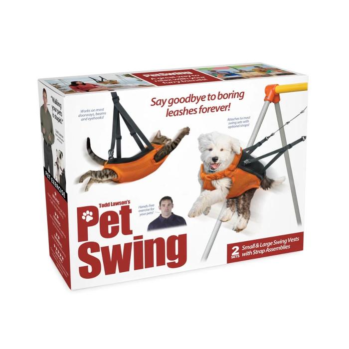Prank-O Pet Swing Prank Box