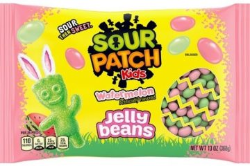 Sour Patch Kids Watermelon Jelly Beans