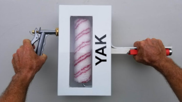 YAK Paint Roll Cleaner