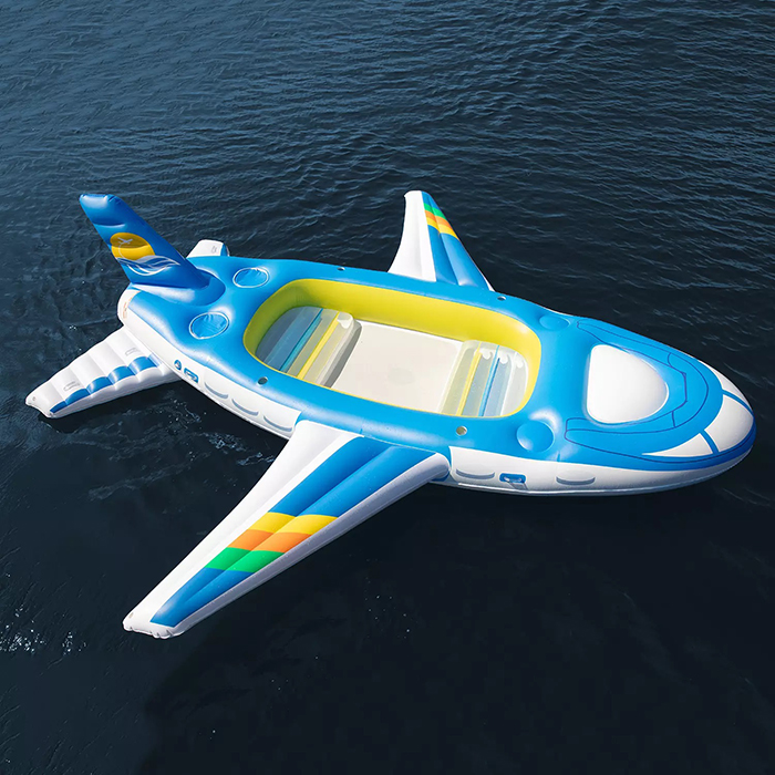airplane inflatable float