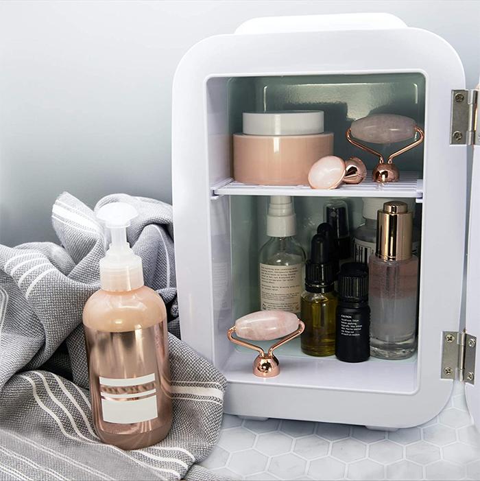 beauty fridge vanity cooler