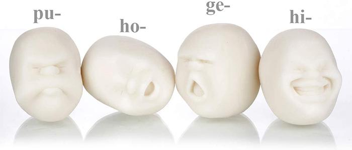 cao maru white facial expressions