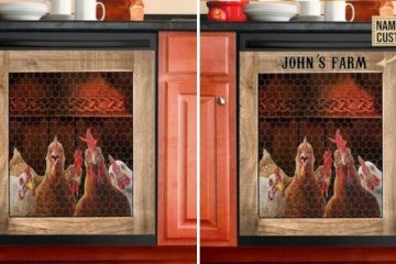 chicken coop dishwasher cover