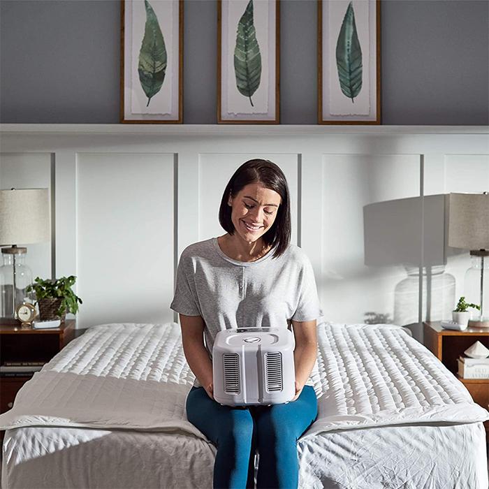 cooling/heating mattress pad me sizing