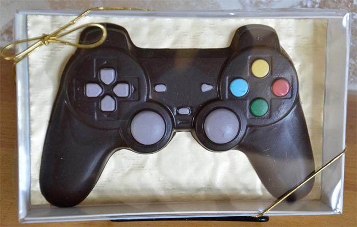 dark chocolate playstation control