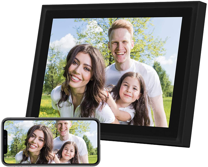 digital picture frame photo sharing