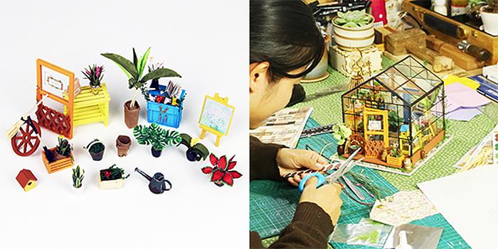 diy mini greenhouse kit assembly