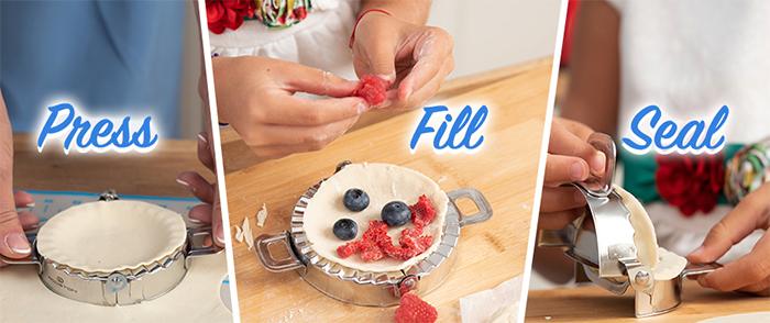dumpling maker how to use
