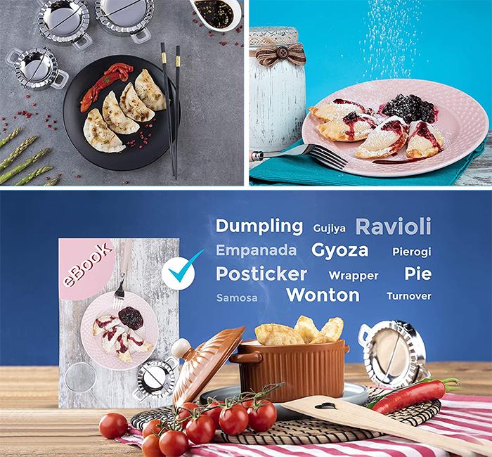 dumplings recipe book