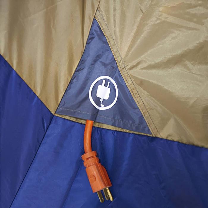 e-port camping tent