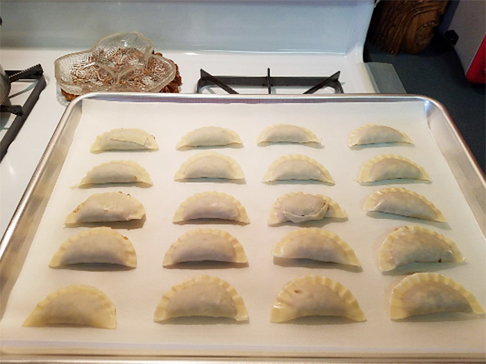 easy to make dumplings