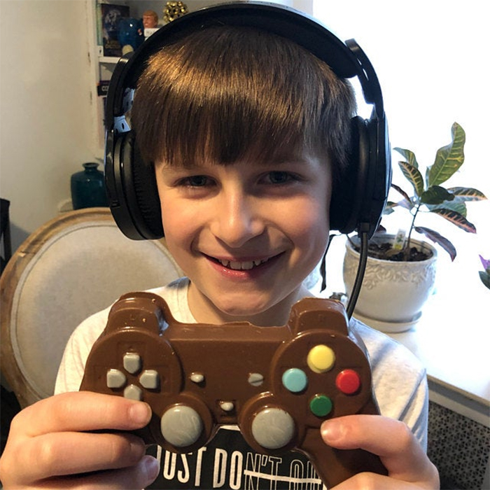 edible playstation confectionery