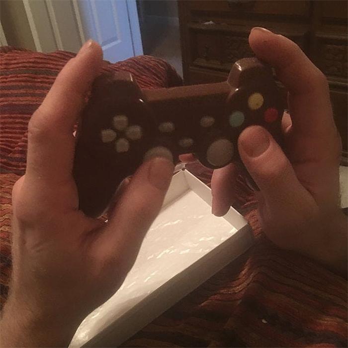 edible playstation control