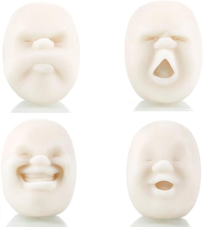 human face stress balls different moods