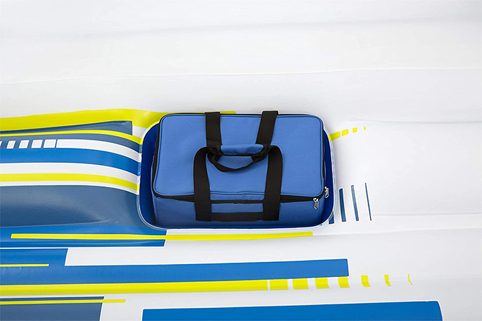 inflatable boat cooler bag