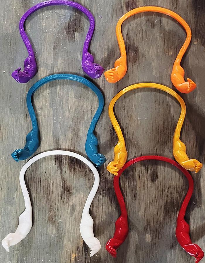 kalahuilegacy 3d printed upper limb accessories for farm fowl