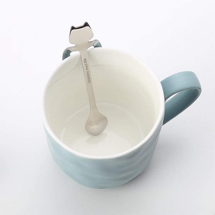 kitty silver spoon