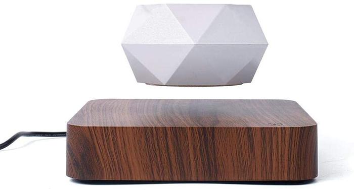levitating planter magnetic