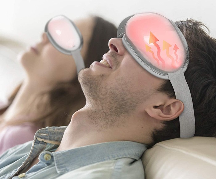 massaging device heat therapy
