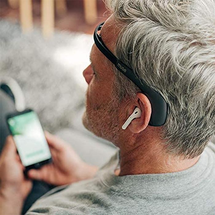 meditation tracker headband soundscapes