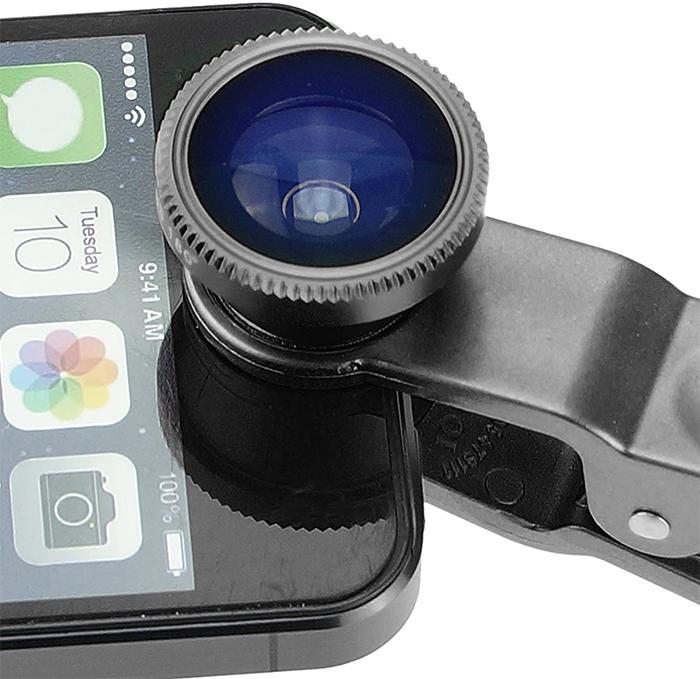 phone camera lens kit universal clip
