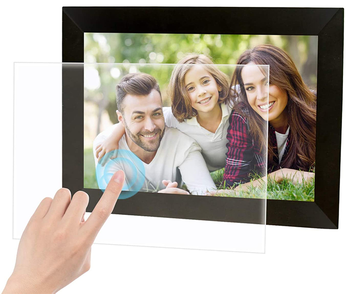 photo display ips touch screen