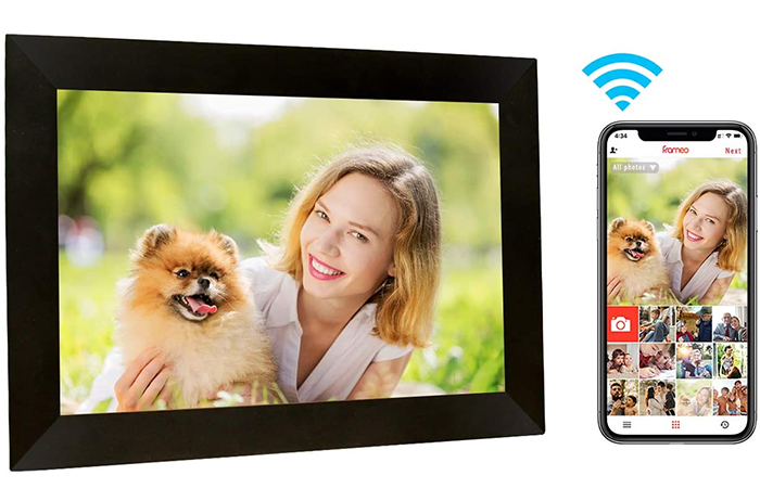 photo display wifi connection