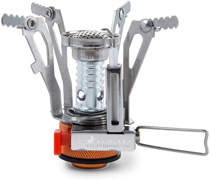 portable and foldable stove
