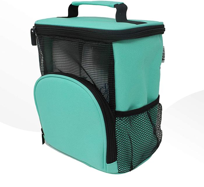 portable shower caddy waterproof
