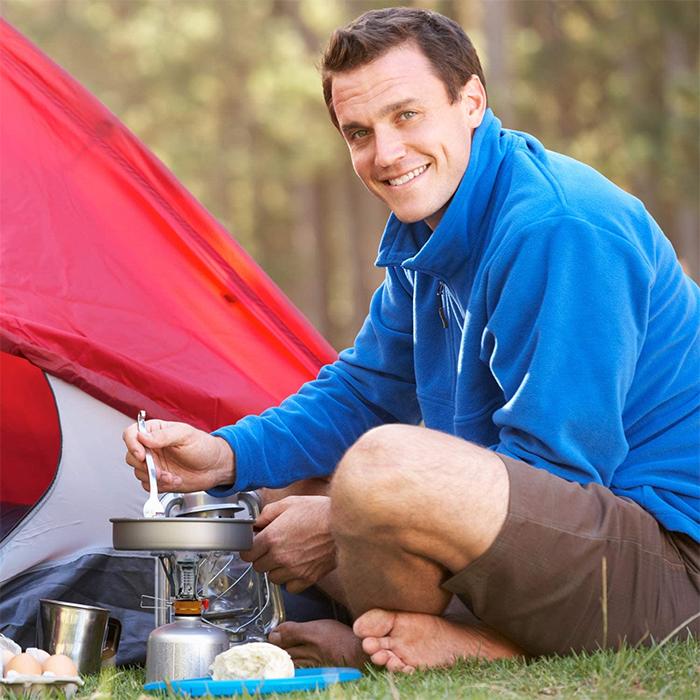 portable stove camp hiking