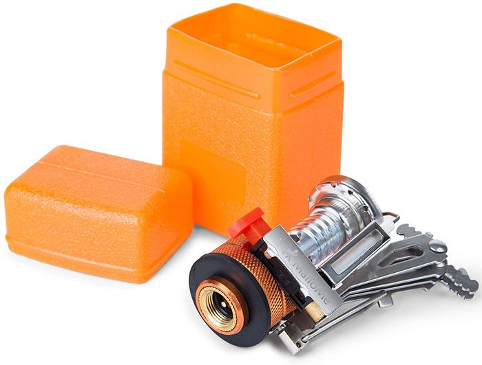 portable stove plastic case