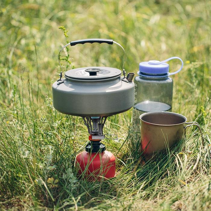 portable stove pot