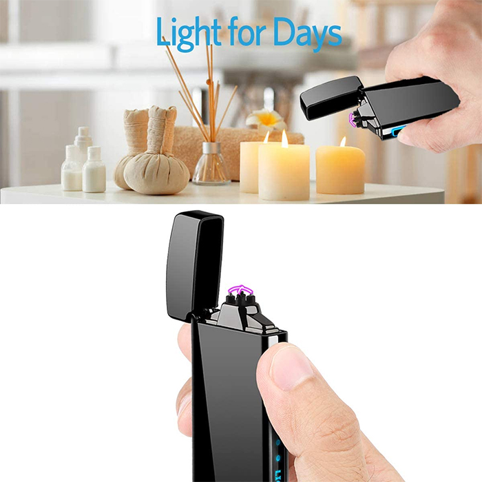 rechargeable electric lighters