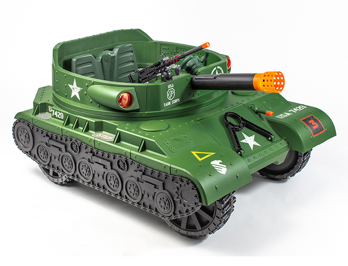ride on electric tank toy for kids