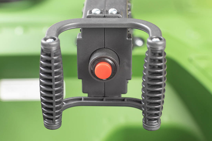 ride on military vehicle swivel blaster button