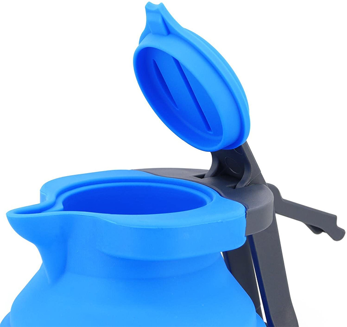 silicone teapot sealed lid