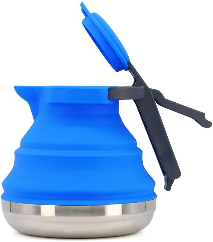 silicone teapot