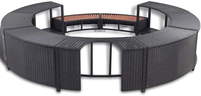 spa surround furniture