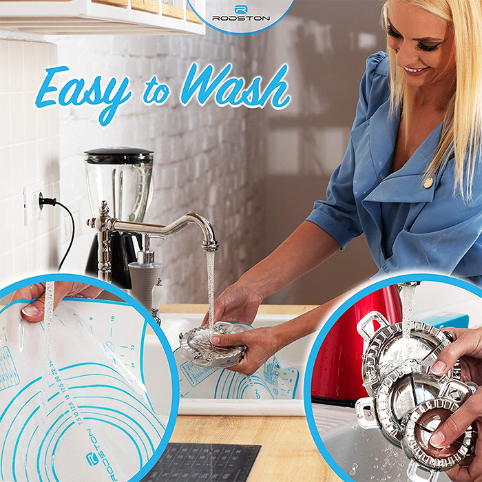 stainless steel mold set easy to wash