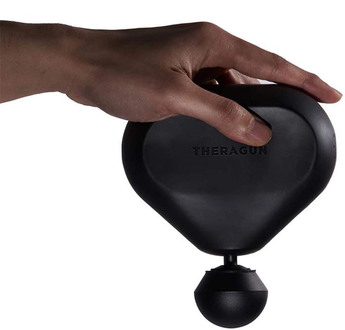 theragun mini ergonomic grip