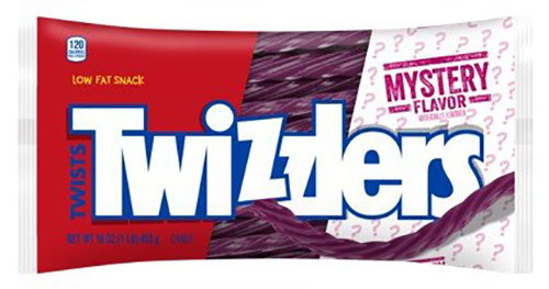 twizzlers mystery flavor individual pack