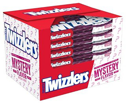 twizzlers mystery flavor