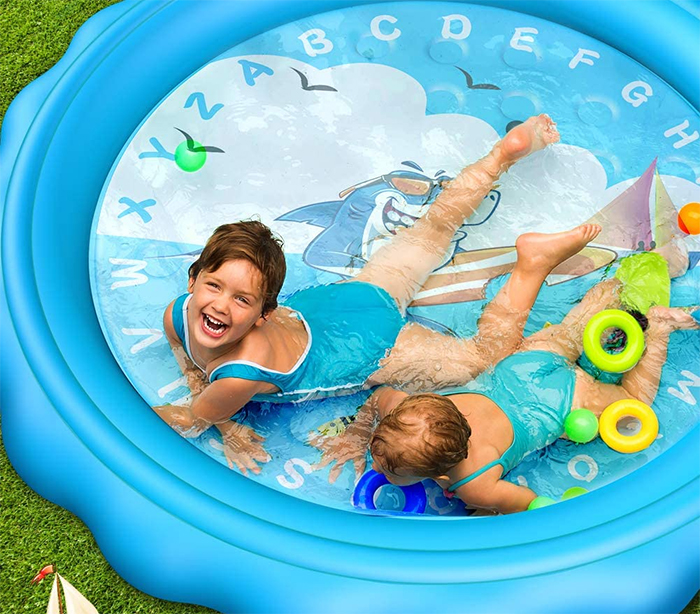 water play mat for kids