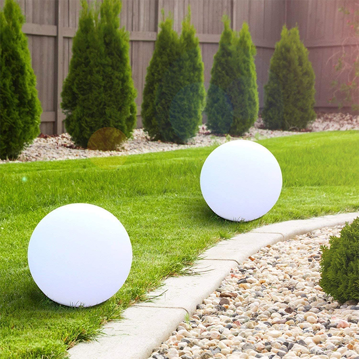 white rubber inflatable balls