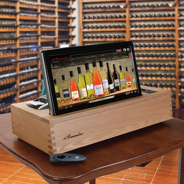 wine cellar management system