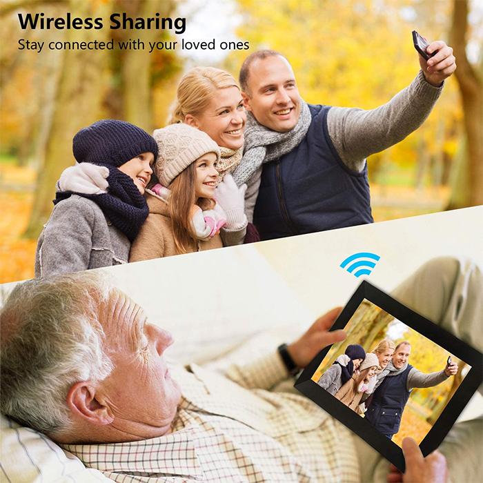 wireless photo sharing