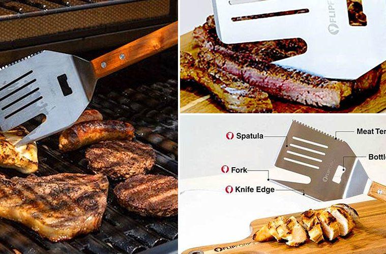 5-In-1 BBQ Tool spatula