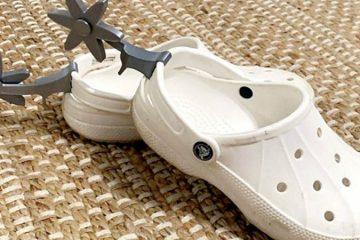 Croc spurs
