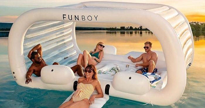 Giant Cabana Float