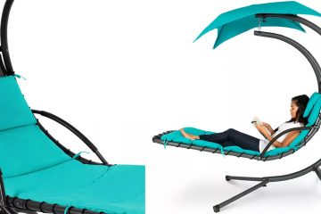 Hanging Curved Chaise lounger
